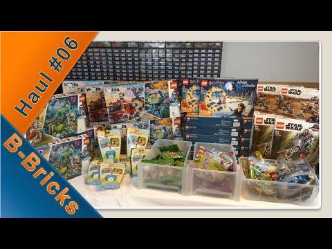 Haul #06 mit 15.700 Items & 206 Minifiguren für BrickLink!   LEGO®Haul