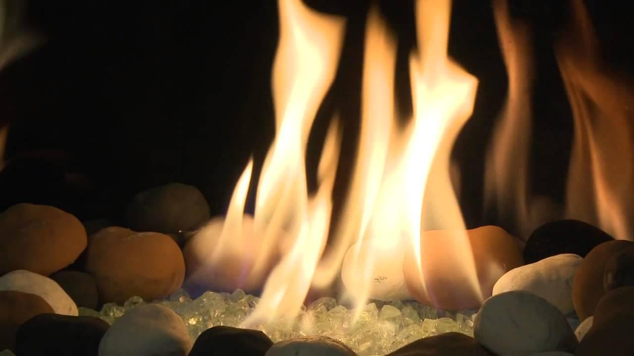 heatilator caliber modern gas fireplace video youtube