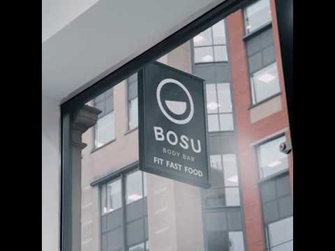 BOSU body bar - Social Media Advert