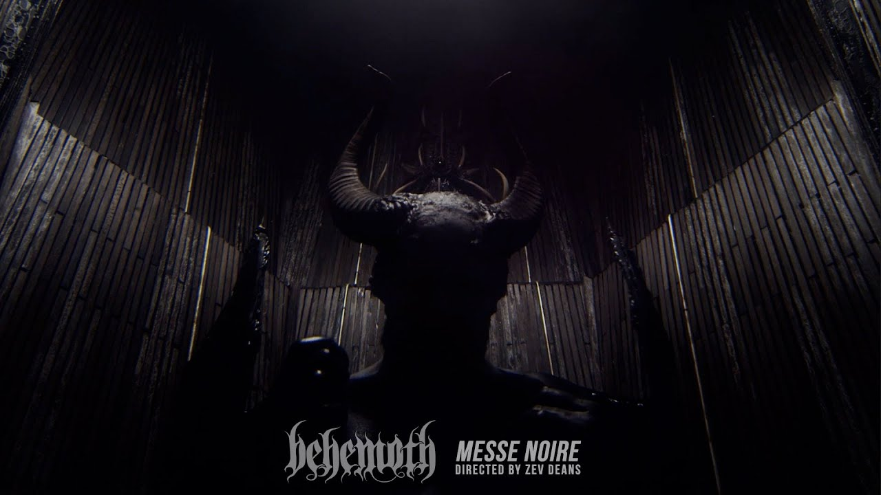 "Behemoth ""Messe Noire"" (OFFICIAL VIDEO) - YouTube H.r. Giger Wallpaper"