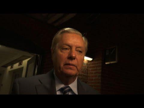 Sen. Graham criticizes Trump's Syria moves