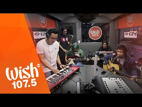"""SUD performs """"Di Makatulog"""" LIVE on Wish 107.5 Bus"""