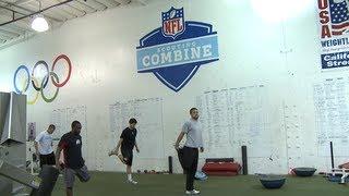 NFL Combine Training 2013