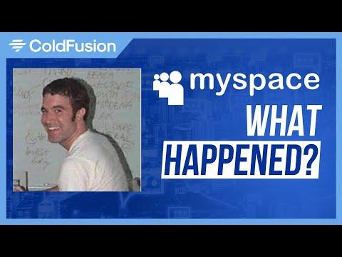 What Killed MySpace? (It Wasn't Facebook)