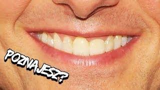 Czy ROZPOZNASZ CELEBRYTĘ po zębach?
