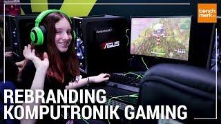 Rebranding Komputronik Gaming - wywiad z Piotrem Janusem