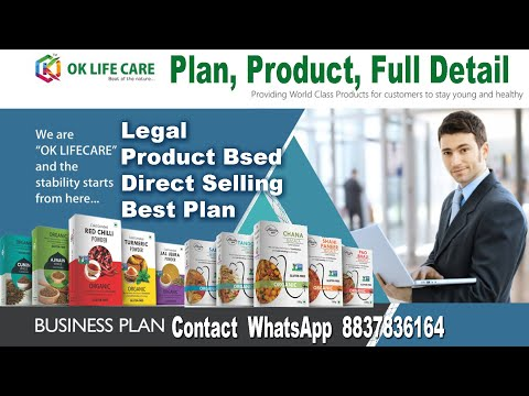 OK Life Care Business Plan | Ok Life Care Product Result | Joining, Profile, Demo, Mlm Review
