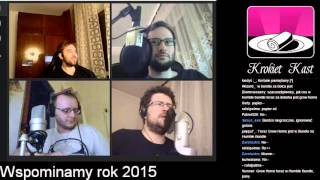 KrokietKast #38: pierwsza połowa 2015