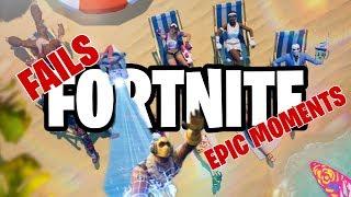 fails y epic moments - Fortnite