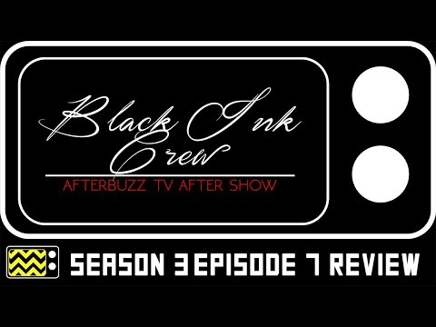 Black Ink Crew: Chicago Season 3 Episode 7 Review w/ Ryan Henry | AfterBuzz TV