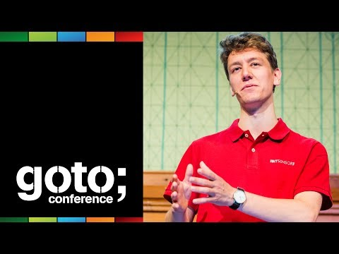 GOTO 2017 • Hacking the Internet of Things for Fun & Profit • Ruben van Vreeland
