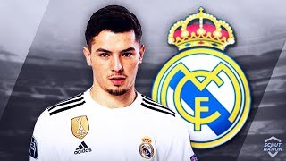 BRAHIM DIAZ - Welcome to Madrid - Insane Skills, Goals & Assists - 2019 (HD)