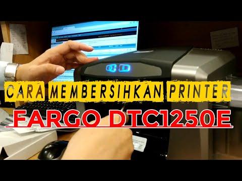 Clean FARGO DTC1250e