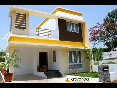 Advaitaa's AKHURATHA - Luxury villas @ Kovaipudur