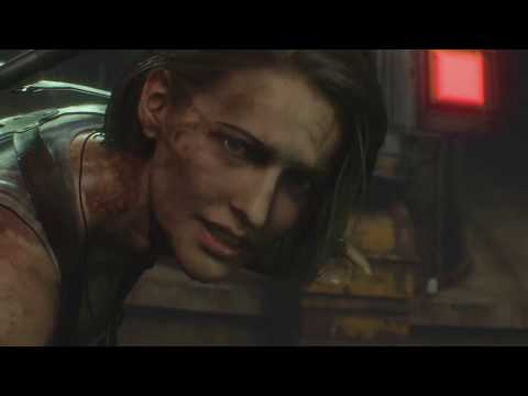 RESIDENT EVIL 3 game play part 12