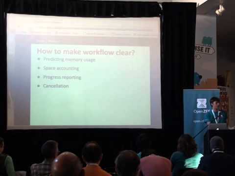 Alex Reece - Device Removal - OpenZFS Dev Summit 2014