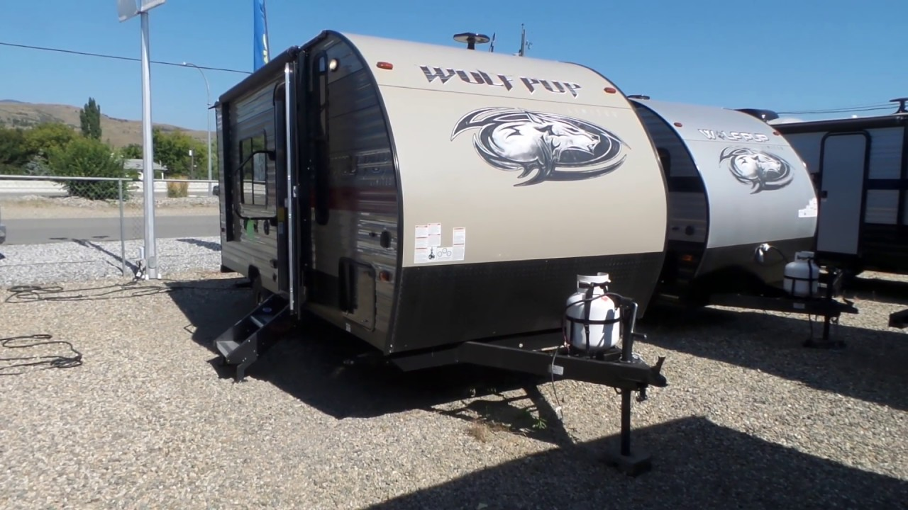 2019 Forest River Wolf Pup | Mike Rosman RV