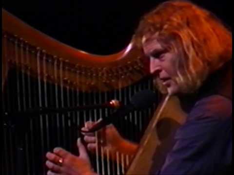 Robin Williamson in concert 1990