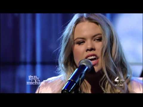 Grace sings
