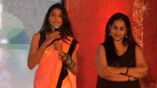 Actress Neelima Rani Speaks We Awards Function