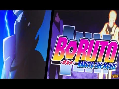 Boruto: Naruto The Movie 2nd Trailer - Bolt's Chidori & Sasuke Over Naruto? - ボルト‐ナルト・ザ・ムービー‐