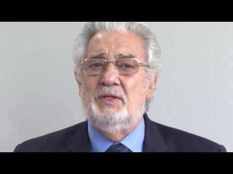 Placido Domingo: Destruction of Cultural Heritage is a Human Rights issue