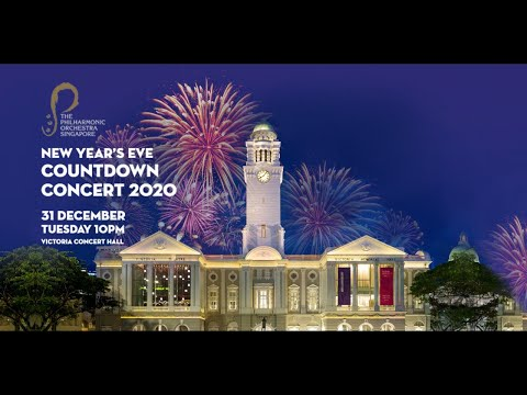 TPO's New Year's Eve Countdown Concert 2020