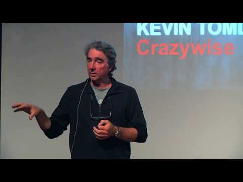 "CHiP Talks. Crazywise Producer Kevin Tomlinson on ""mental"" health care in the West"