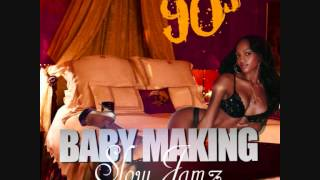 90Z BABY MAKING SLOW JAMZ- DJ MENTION VOL 1