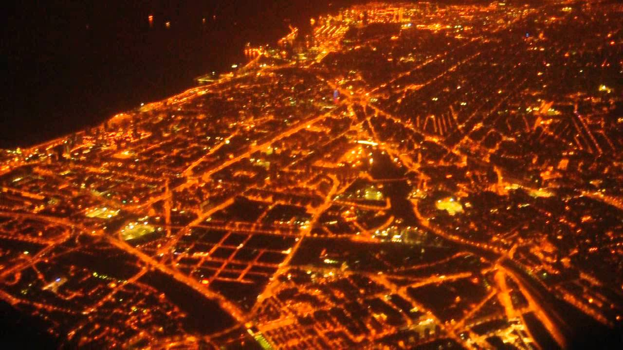 Aerial View Of Barcelona Spain Youtube