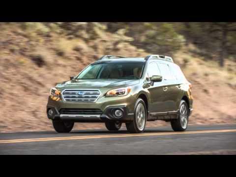 2017 Subaru Outback Fuel Economy Review