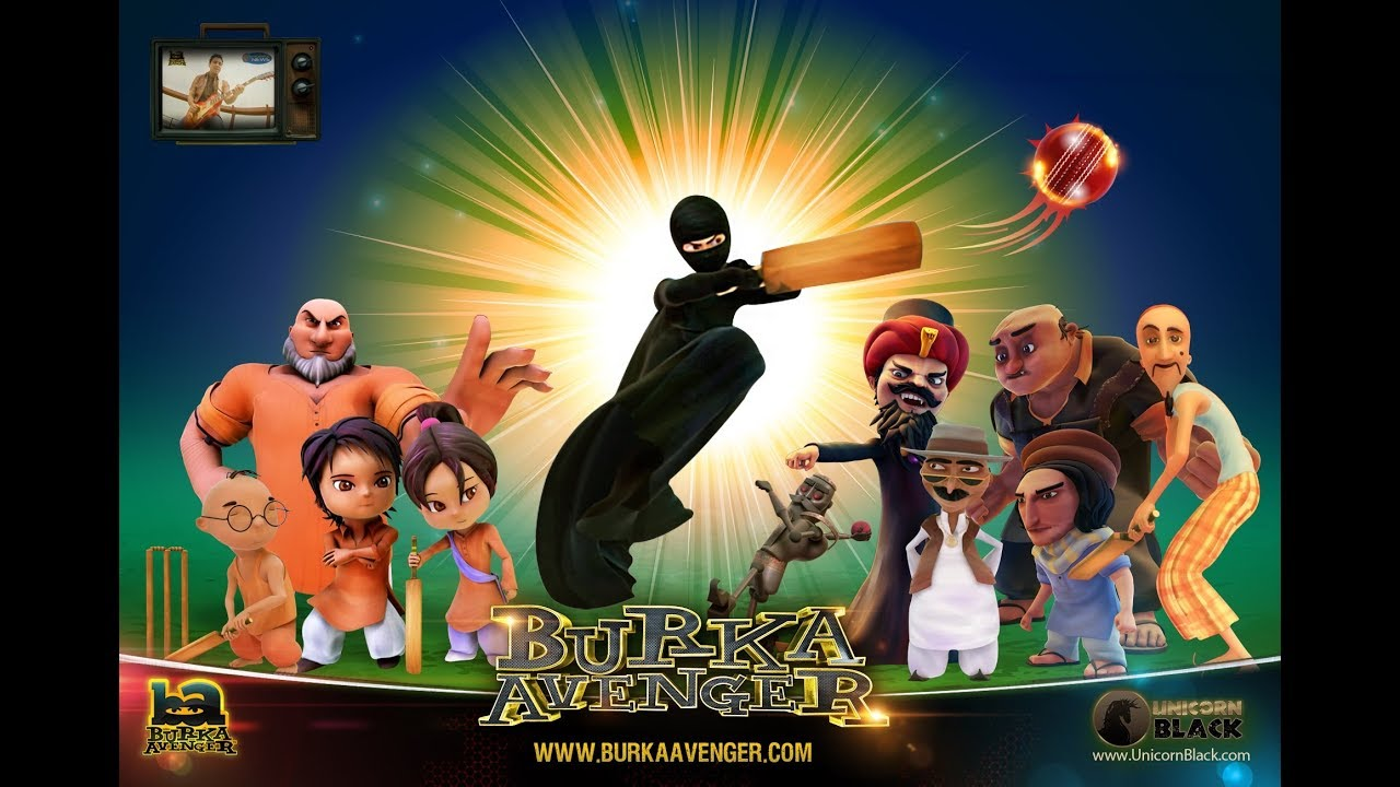 Download Burka Avenger Vs Match Fixing (Cricket Episode w/ English subtitles)