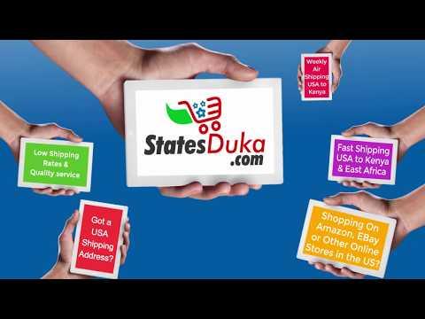 StatesDuka – Top Amazon & Ebay Shipping Service from USA to