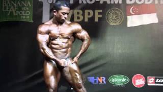 Michael Oreta Borenaga (Philippines) - 8th Place 1st WBPF Pro-Am Cl...