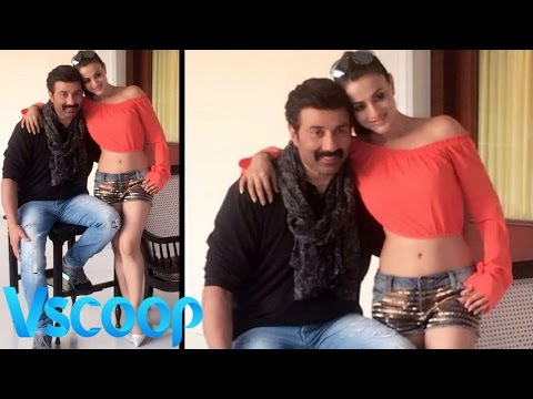 Sunny Deol & Ameesha Patel's Inside Story From Bhaiyyaji Superhit #VSCOOP