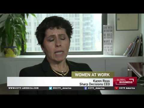 Women at work tackle U.S. veteran unemployment