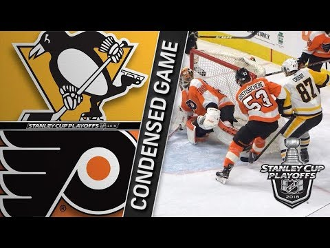 Pittsburgh Penguins vs Philadelphia Flyers R1, Gm4 apr 18, 2018 HIGHLIGHTS HD
