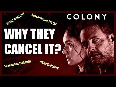 Why They Canceled Colony? | No Colony Season 4