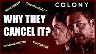 Serie colony 4 temporada