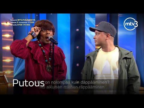 Ansa Kynttilä feat Pikku G. –  Me ollaan nuoriso | Putous 9. kausi | MTV3