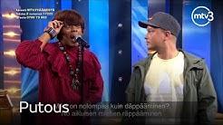 Ansa Kynttilä feat Pikku G –  Me ollaan nuoriso | Putous 9. kausi | MTV3
