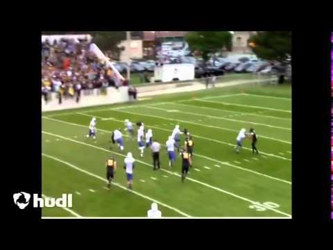 Jimmy Schindler - Warren Woods Tower High School - Wide Receiver - 2014 Senior Season Highlights
