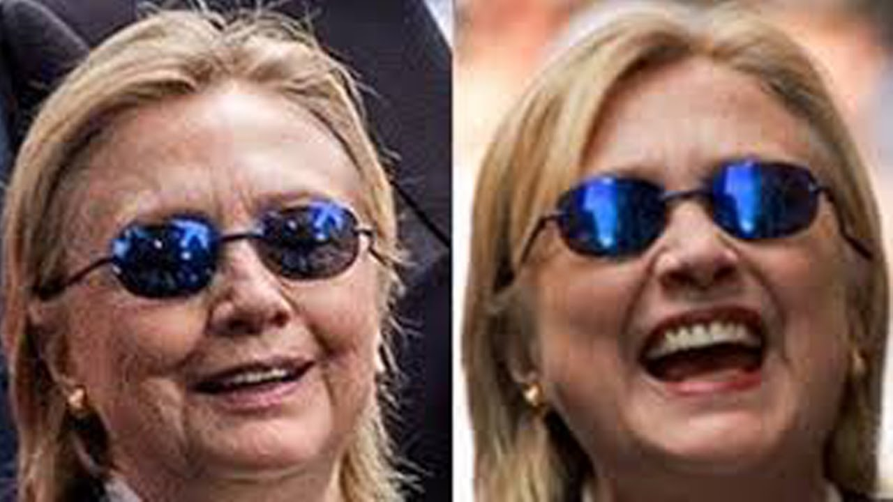 did clinton campaign use body double youtube