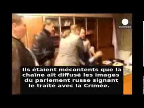 La liberté de la presse dans l'Ukraine après Maïdan