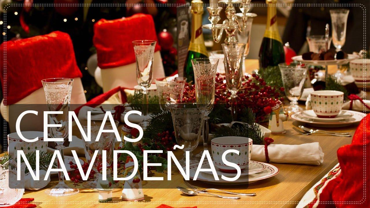 cenas navideas recetas para la cena de navidad