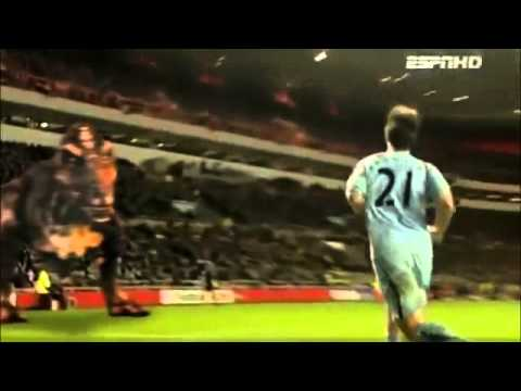 Amazing video adding Hollywood CGI special effects to goal celebrations..