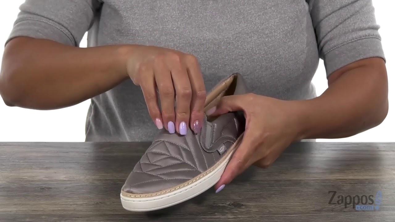63fb1e97cdd UGG Soleda Quilted Sneaker SKU: 9075944