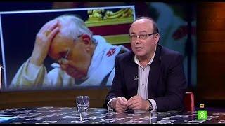 """José Manuel Vidal: """"El papa está preocupado por el Vatileaks, pero no hay nada que le pueda tumbar"""""""