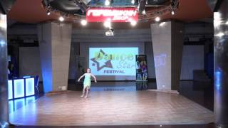 Счастливчева Милена - Dance Star Festival - 12. Группы. 28 мая 2017г.