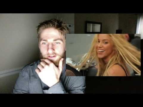 Shakira  Loca Spanish Version ft El Cata REACTION